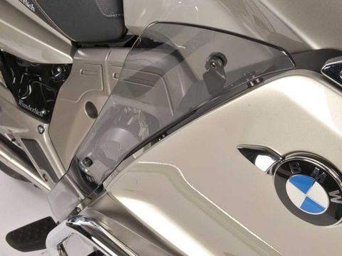 Защита ног ERGO BMW K 1600 GT/GTL прозрачная