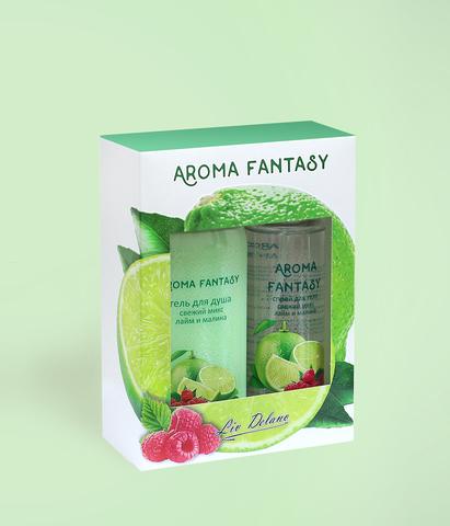 Liv delano Aroma Fantasy Подарочный набор Aroma Fantasy