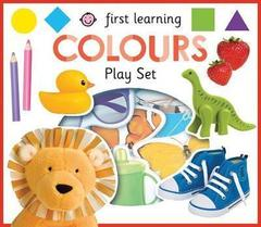 Colours : First Learning Play Sets