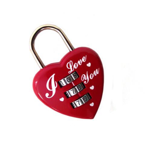 93520 Замочек для влюблённых с кодом