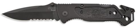 Купить Складной нож SOG Мод. ESCAPE BLACK 97099 по доступной цене