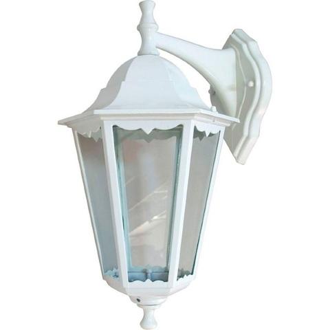 Светильник садово-парковый, 100W 230V E27 белый, 6202 (Feron)