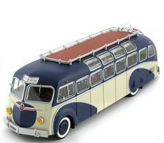 1:43 Bus ISOBLOC Panaramique avec toit découvrable 1938