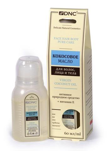 DNC Кокосовое масло для волос, лица и тела 60мл