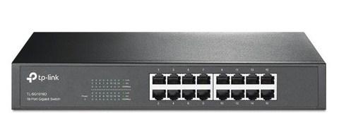 Коммутатор  TP-link TL-SG1016D