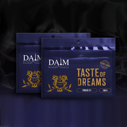 Табак Daim Poker 21 100 г