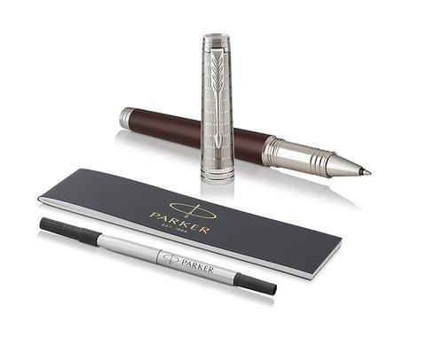 *Ручка-роллер Premier Custom Crimson Red RT123