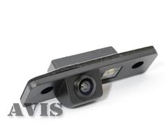 Камера заднего вида для Skoda Roomster Avis AVS326CPR (#074)