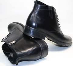 Мужская зимняя обувь ботинки Ikoc 2678-1 S