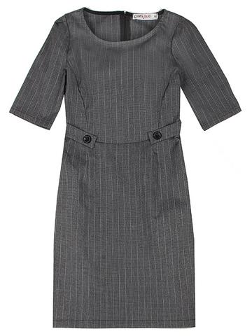 GDR006919 Платье женское, темно-серое
