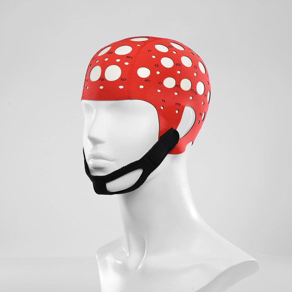 Шлем ЭЭГ текстильный MCSCap 10-20