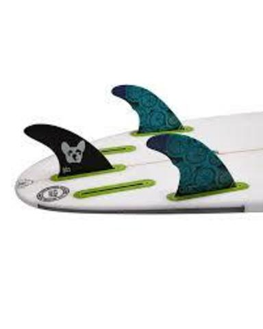 Плавники Captain Fin Dylan Graves Thruster Medium, компл. из трех, M