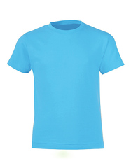 13179-5 футболка детская, голубая