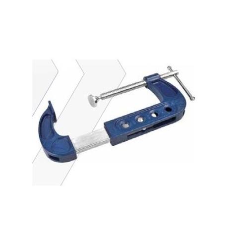 Струбцина КОБАЛЬТ G-образная раздвижная, 100 - 180 мм (244-520)