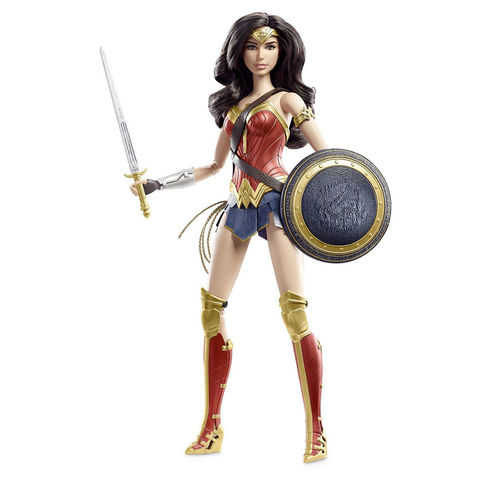 Коллекционная Кукла Барби Чудо-женщина (Wonder Woman) - Бэтмен против Супермена, Mattel