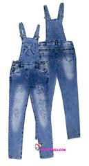 531 комбинезон джинсовый