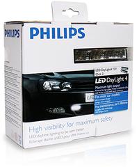 Дневные ходовые огни Philips DayLight 4 LED 12820WLEDX1