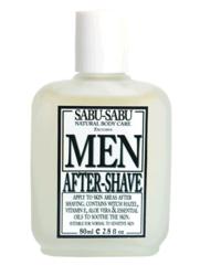 Тоник после бритья для мужчин для нормальной и чувствительной кожи, Sabu-Sabu