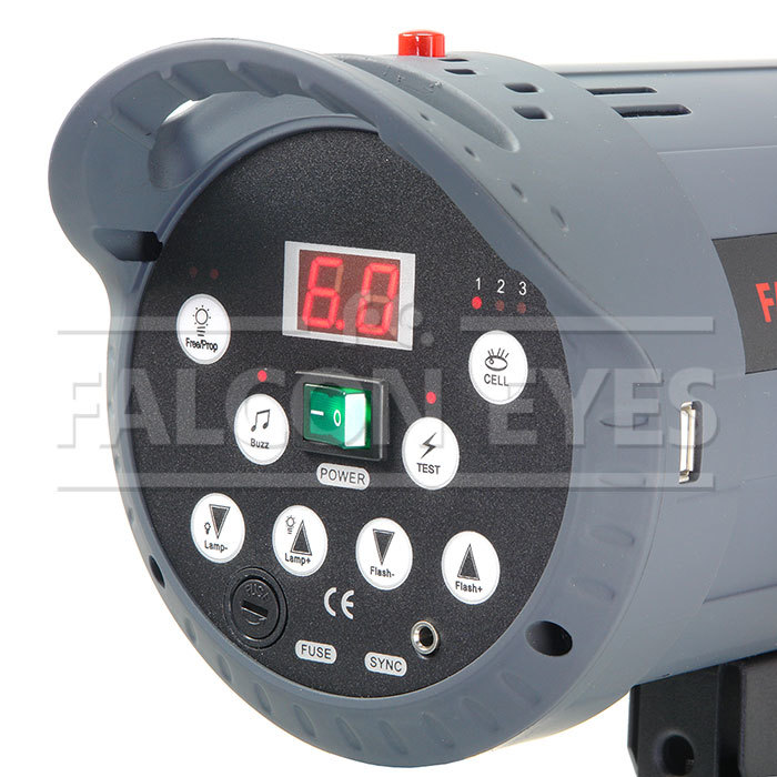 Falcon Eyes TE-300BW v2.0