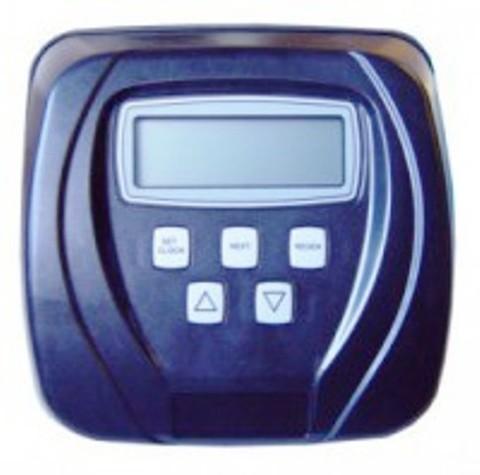 Clack Corp. V1DT-ECI (Блок управления на умягчение по таймеру, 5-ти кнопка, шахматка) )Лит