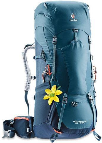 рюкзак туристический Deuter Aircontact Lite 60+10 Sl