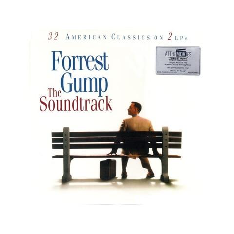 Виниловая пластинка. Forrest Gump the Soundtrack