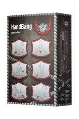 Секс-машина с телесной насадкой HandBang MotorLovers -