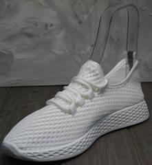 Женские кроссовки на лето Small Swan NB283-2 All White.