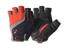 Велосипедные перчатки Bontrager короткие (красные)