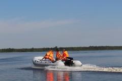 Надувная лодка Кайман N-400