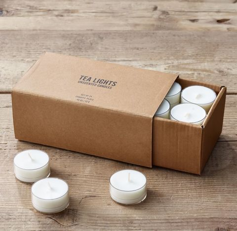 Tealights - White