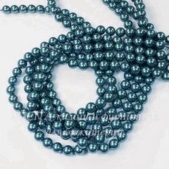 5810 Хрустальный жемчуг Сваровски Crystal Iridescent Tahitian Look круглый 8 мм , 5 шт