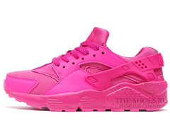 Кроссовки Женские Nike Air Huarache Pink All