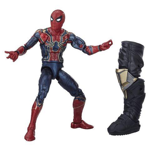 Фигурка Человек Паук (Spider-Man) - Мстители: Война бесконечности, Hasbro