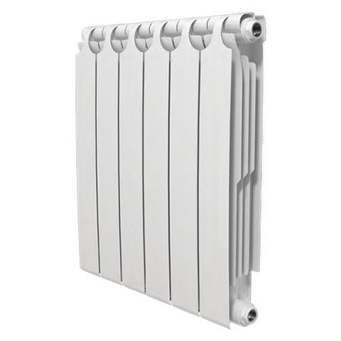 Радиатор биметаллический секционный Теплоприбор BR1-500 - 4 секции