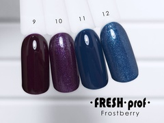 Гель-лак  Fresh prof Frost Berry FB №10