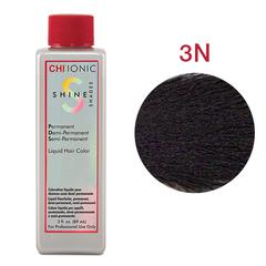 CHI Ionic Shine Shades Liquid Color 3N (Темно-коричневый) - Жидкая краска для волос
