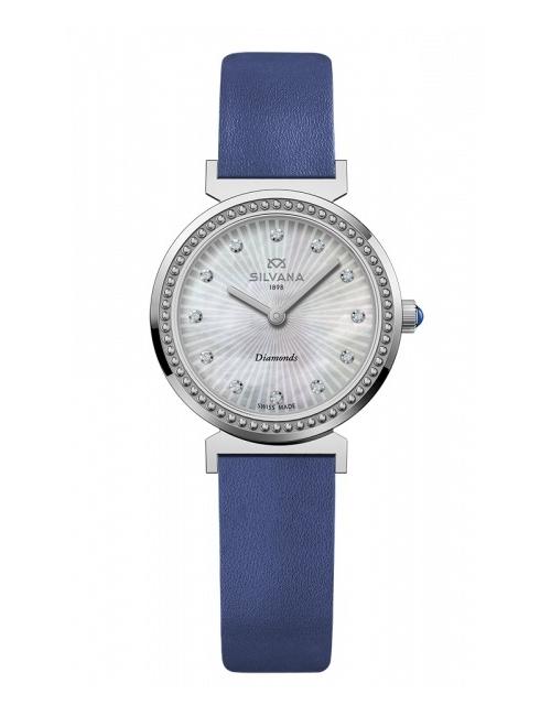 Часы женские Silvana SR30QSP45VBE Salem