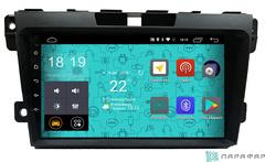 Штатная магнитола для Mazda 3 04-09 на Android 6.0 Parafar PF161Lite