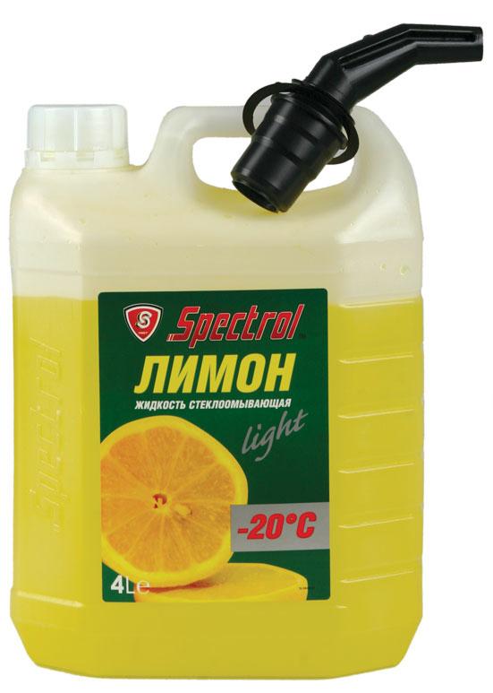 Spectrol Лимон (-20С) Незамерзающая жидкость