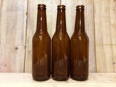 Комплект стеклянных бутылок 0,33 литра