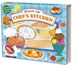 Let's Pretend Chefs Kitchen