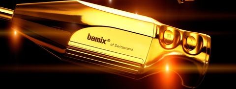 bamix Блендер BAMIX LuxuryLine M200 Gold Queen