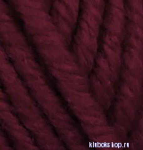 Alize Superlana Megafil 57 Бордовый, фото
