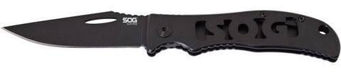 Купить Складной нож SOG Мод. SLIPTRON BLACK 97146 по доступной цене