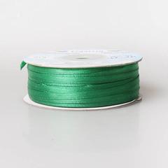 Лента атласная AL-3P 3мм*91,4м зеленый