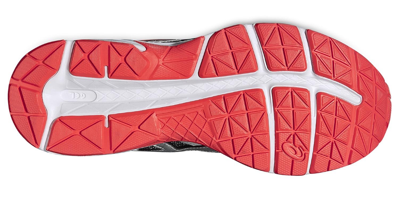Женские беговые кроссовки Асикс Gel-Contend 3 (T5F9N 0106) белые