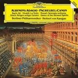 Berlin Philharmonic, Herbert von Karajan / Albinoni, Pachelbel, Bach, Vivaldi, Mozart, Gluck (LP)