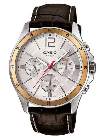Купить Наручные часы CASIO MTP-1374L-7AVDF по доступной цене
