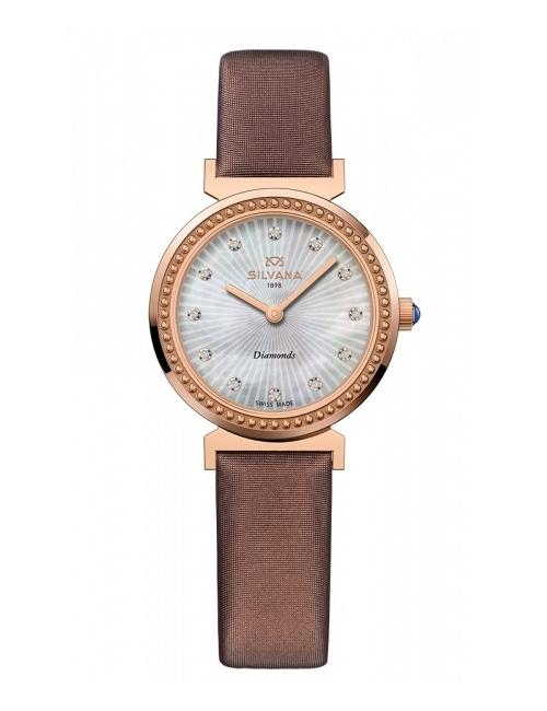 Часы женские Silvana SR30QRP45SB Salem